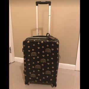 Golden Nugget Casino rolling hard case suitcase